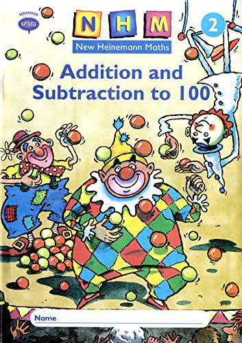 9780435169749: New Heinemann Maths Year 2, Addition and Subtraction to 100 Activity Book (Single)