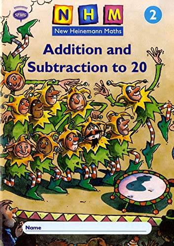 9780435169756: New Heinemann Maths Year 2, Addition and Subtraction to 20 Activity Book (single) (New Heinemann Maths Series)