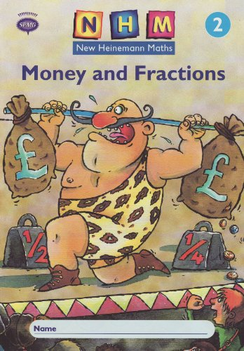 9780435169862: New Heinemann Maths Year 2, Money and Fractions Activity Book (single) (New Heinemann Maths Series)