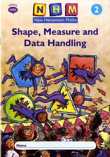 9780435169909: New Heinemann Maths Year 2, Shape, Measure and Data Handling Activity Book