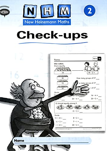 9780435169916: New Heinemann Maths Year 2, Check-up Workbook (single) (New Heinemann Maths Series)
