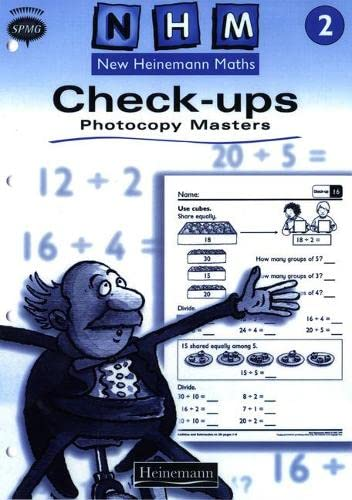 9780435169930: New Heinemann Maths Yr2, Check-up Workbook Photocopy Masters