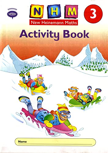 9780435171957: New Heinemann Maths Yr3, Activity Book (8 Pack)