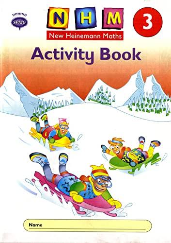 9780435171964: New Heinemann Maths: 3: Activity Book: Pack of Eight