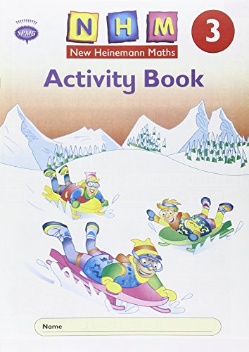 9780435171964: New Heinemann Maths Yr3, Activity Book (8 Pack)