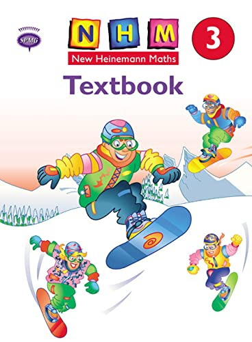 9780435171988: New Heinemann Maths Year 3, Textbook