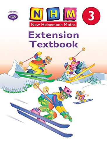 9780435172008: New Heinemann Maths Year 3, Extension Textbook
