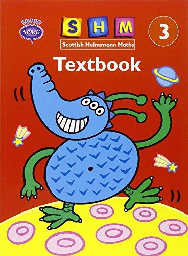 9780435172510: Scottish Heinemann Maths 3: Textbook