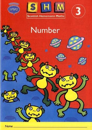 Scottish Heinemann Maths: 3 - Activity Book Easy Order Pack (Paperback)