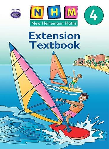 9780435174248: New Heinemann Maths Yr4, Extension Textbook