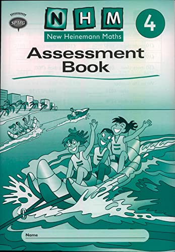 9780435174262: New Heinemann Maths Year 4, Assessment Workbook (Single)