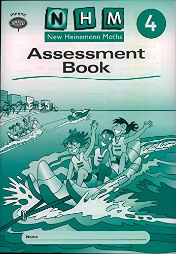 9780435174279: New Heinemann Maths: Assessment Workbook Year 4