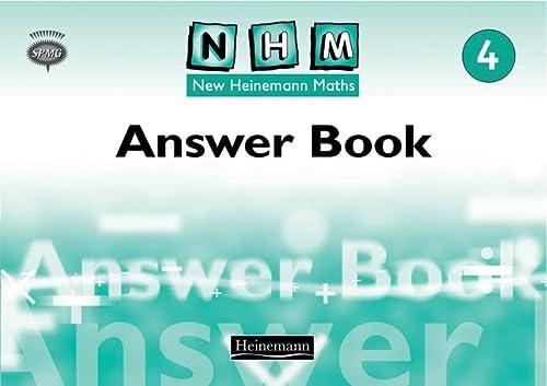 9780435174293: New Heinemann Maths Year 4: Answer Book
