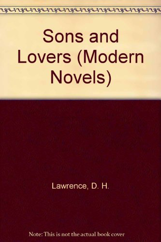 9780435175214: Sons And Lovers Lawrence Mns (Modern Novels S.)