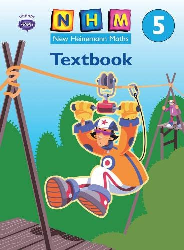 9780435176464: New Heinemann Maths Yr5, Textbook