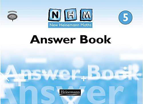 9780435176532: New Heinemann Maths Yr5, Answer Book