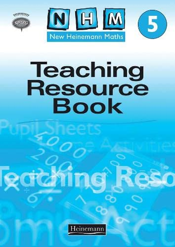 9780435176570: New Heinemann Maths Yr5: Teachers Resource Book