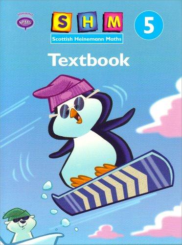 9780435177669: Scottish Heinemann Maths 5 Single Textbook
