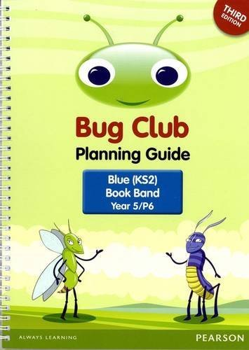 9780435178284: Bug Club Year 5 Planning Guide 2016 Edition