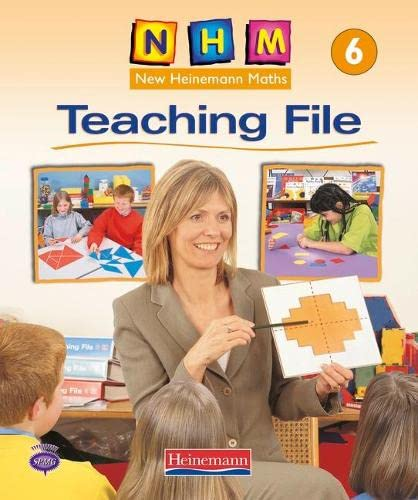 New Heinemann Maths Year 6: Teaching File (Mixed media product)