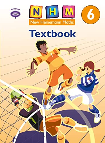 9780435178741: New Heinemann Maths Year 6, Textbook