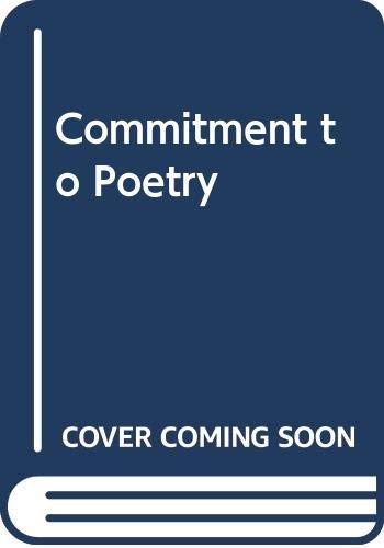 9780435187699: Commitment to Poetry