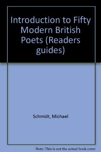 9780435188108: Introduction to Fifty Modern British Poets (Reader's Guides)