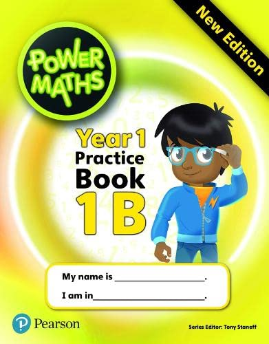9780435189730: Power Maths Year 1 Pupil Practice Book 1B (Power Maths Print)