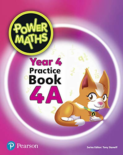 9780435189877: Power Maths Year 4 Pupil Practice Book 4A (Power Maths Print)