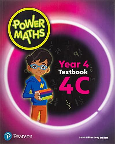 9780435190224: Power Maths Year 4 Textbook 4C (Power Maths Print)