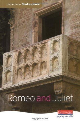 9780435192013: Romeo and Juliet (Heinemann Shakespeare)