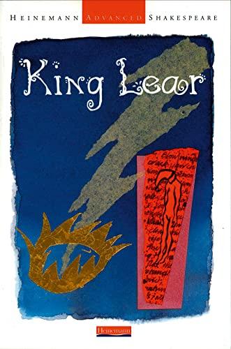 9780435193096: Heinemann Advanced Shakespeare: King Lear