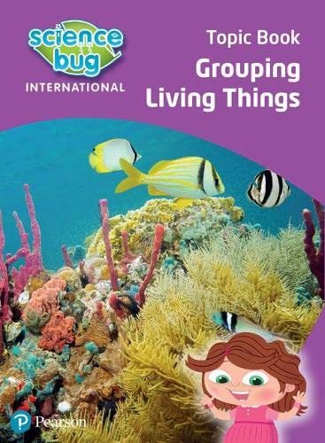 9780435195908: Science Bug: Grouping living things Topic Book