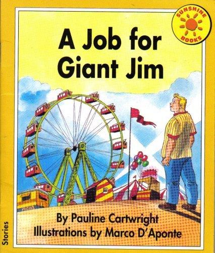 9780435196196: A Job For Giant Jim (Sunshine Books)