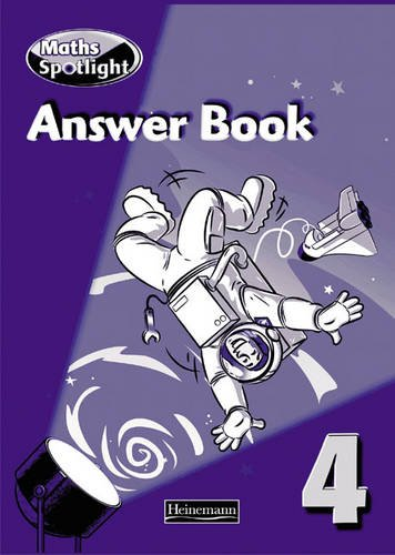 9780435206710: Maths Spotlight 4 Answer Book