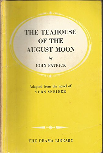 9780435206970: The Teahouse of the August Moon (Drama Library)
