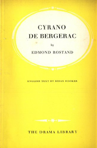 9780435207601: Cyrano de Bergerac (Drama Library)