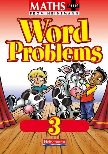 9780435208646: Maths Plus Word Problems 3: Pupil Book