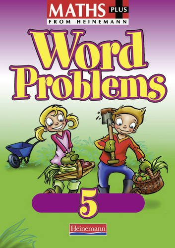 9780435208707: Maths Plus: Word Problems 5 - Pupil Book (8 Pack)