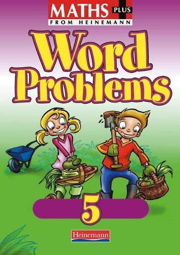 9780435208707: Maths Plus Word Problems 5: Pupil Book (8 pack)