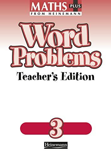 9780435208721: Maths Plus Word Problems 3: Teacher's Book
