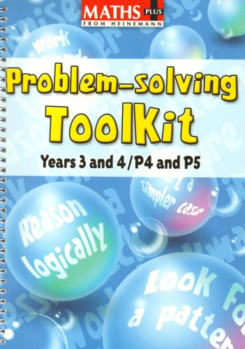 9780435218249: Maths Problem Solving Toolkit: Years 3-4