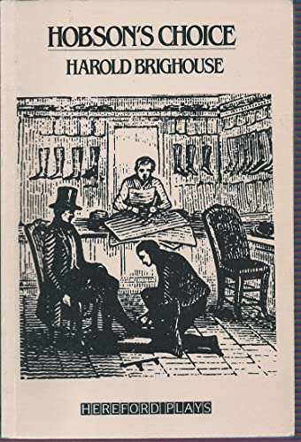 9780435221201: Hobson's Choice: Play (Hereford Plays)
