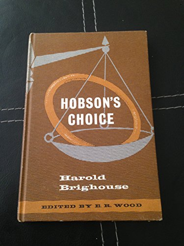 9780435221201: Hobson's Choice (Hereford Plays)