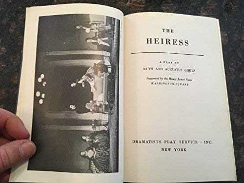 9780435223007: The Heiress (Hereford Plays)
