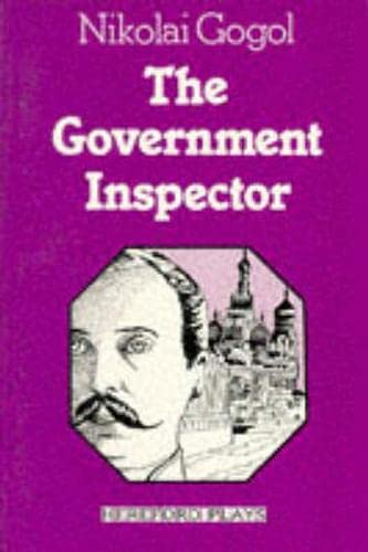 9780435223403: Government Inspector (Hereford Plays) (English and Russian Edition)
