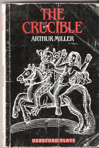 9780435225742: The Crucible (Hereford Plays)