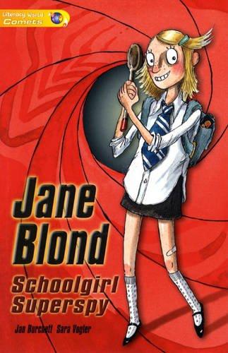 9780435227456: Literacy World Comets ST1 Novel Jane Blond