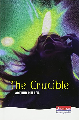 9780435232818: The Crucible (Heinemann Plays for 14-16+)