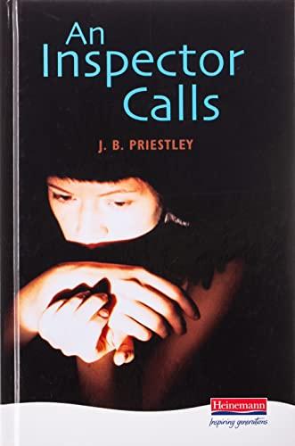 An Inspector Calls (Heinemann Plays For 14-16+): J.B. Priestley